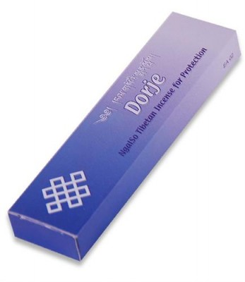 DORJE NgalSo Tibetan Incense for Protection
