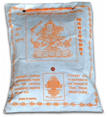 Manjushri Powder Incense